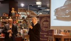 Kirjastaja Raivo Murde eestvedamisel toimunud presentatsiooni ajal selgusid auditooriumile nii mõnedki autoteabe levitamise ja konkreetse raamatu väljaandmisega seotud üksikasjad.